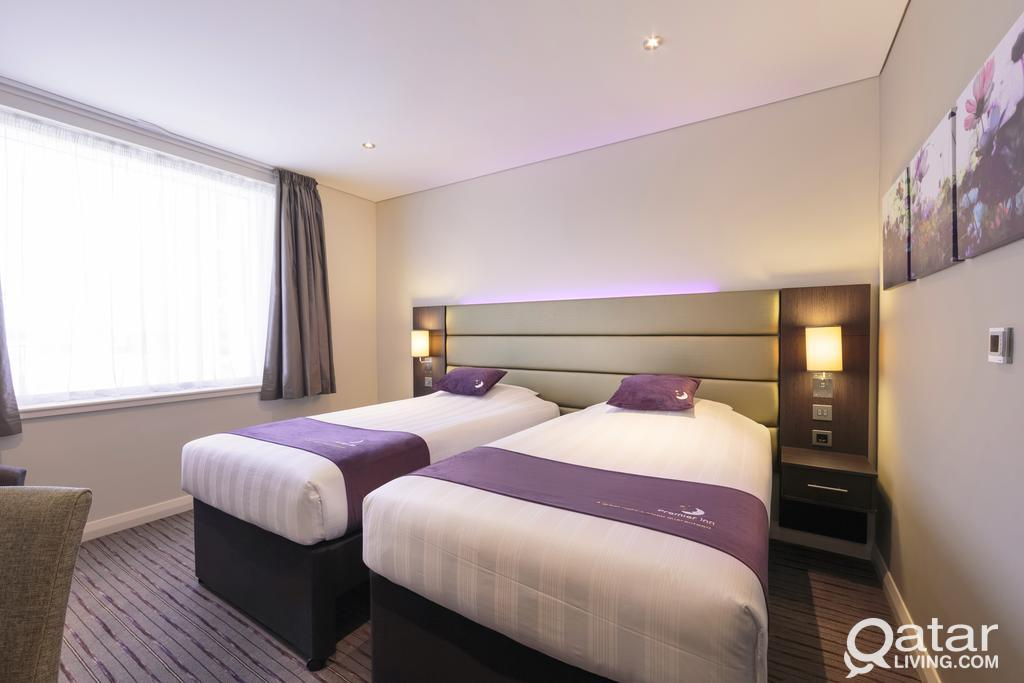 Premier Inn Doha Education City - Standard Room