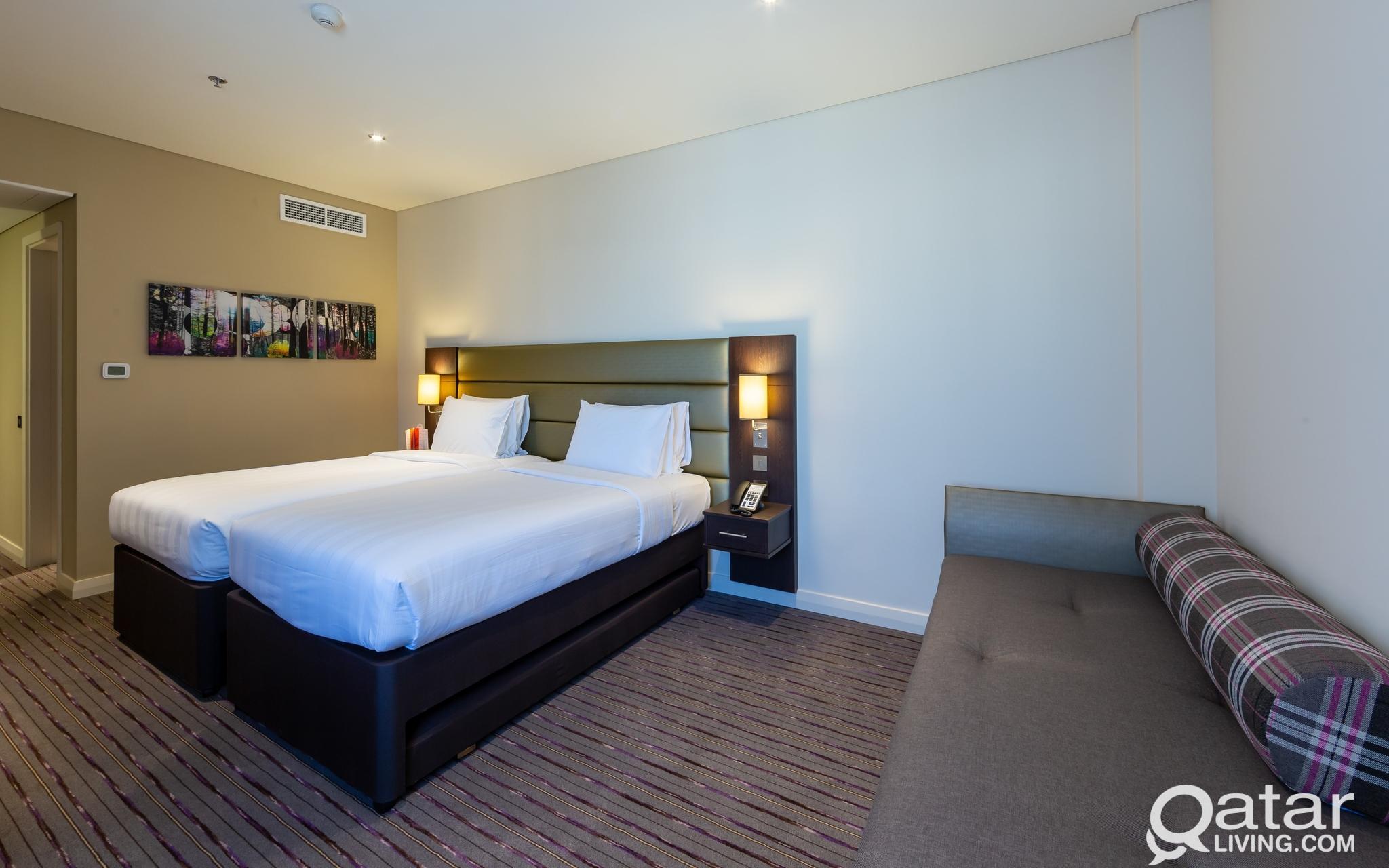 Premier Inn Doha Airport - Standard Room