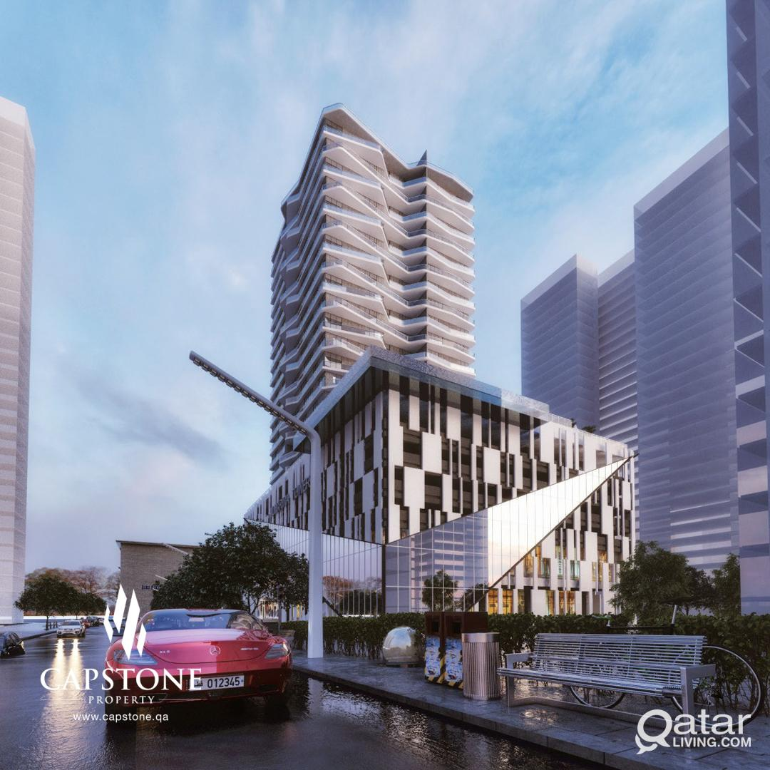0% Interest, 2% DP, Lusail Marina Apartments For S