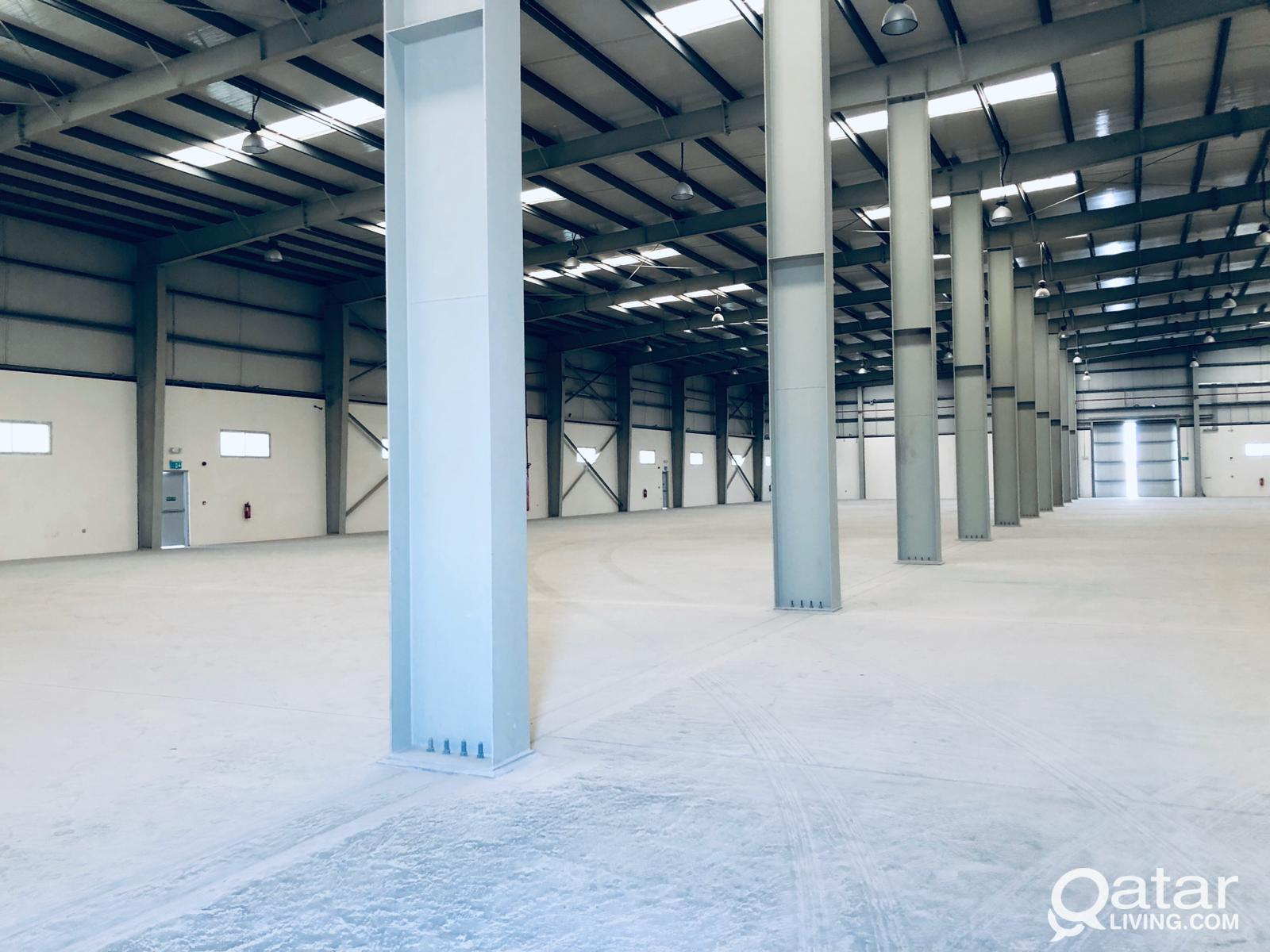 warehouse (7000&10000.M)FOR RENT AT INDUSTRIAL ARE