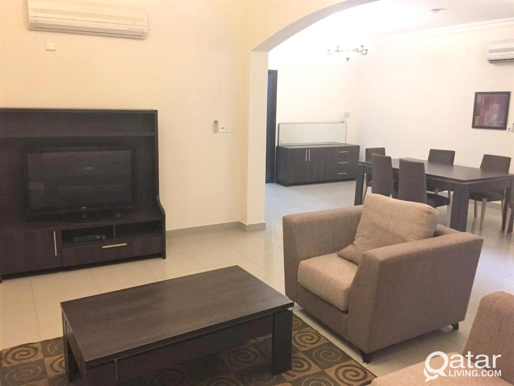 Furnished 4BR Family Villa In Ain Khaled