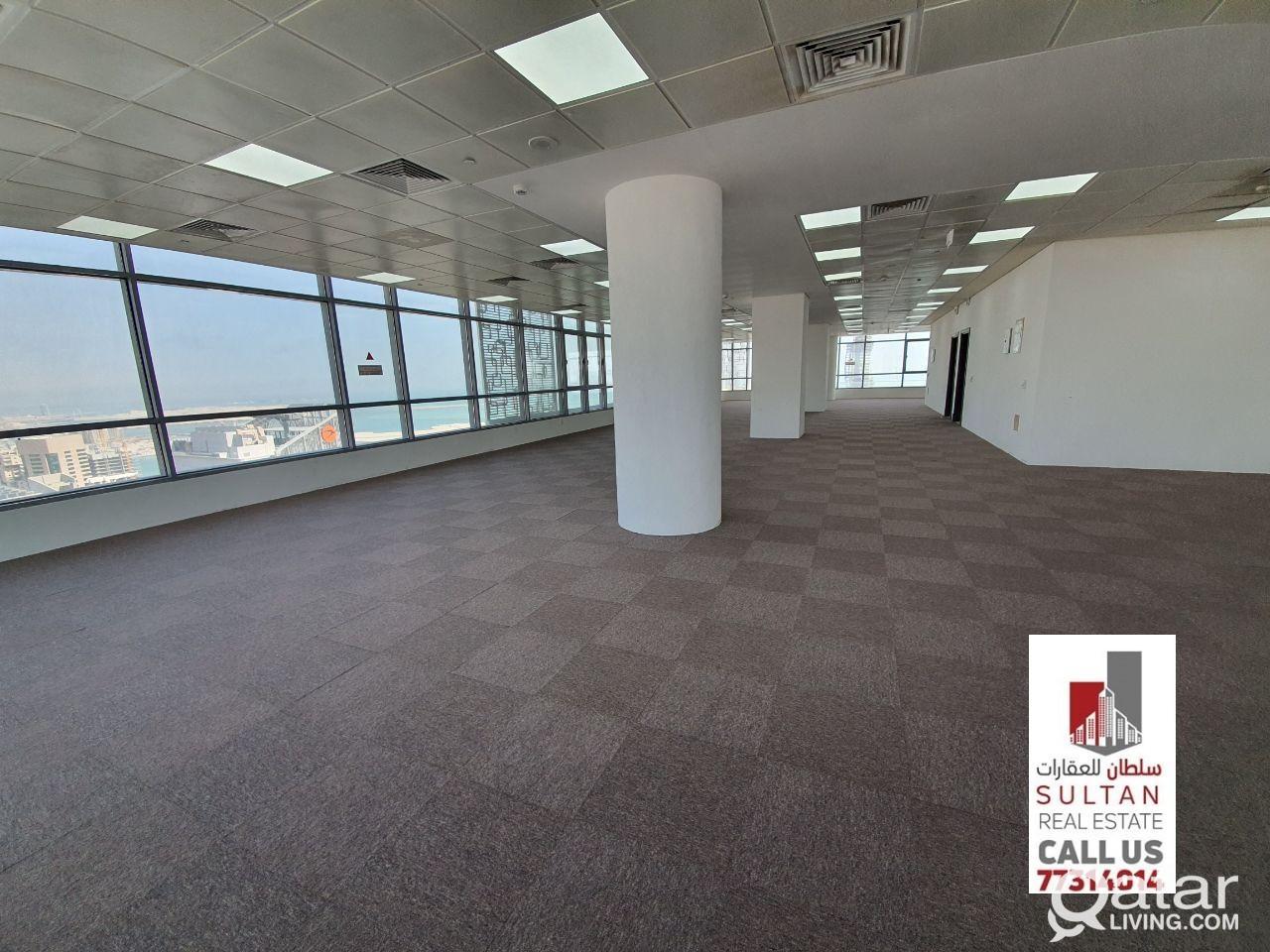 office for rent in Lusail مكاتب للايجار باللوسيل