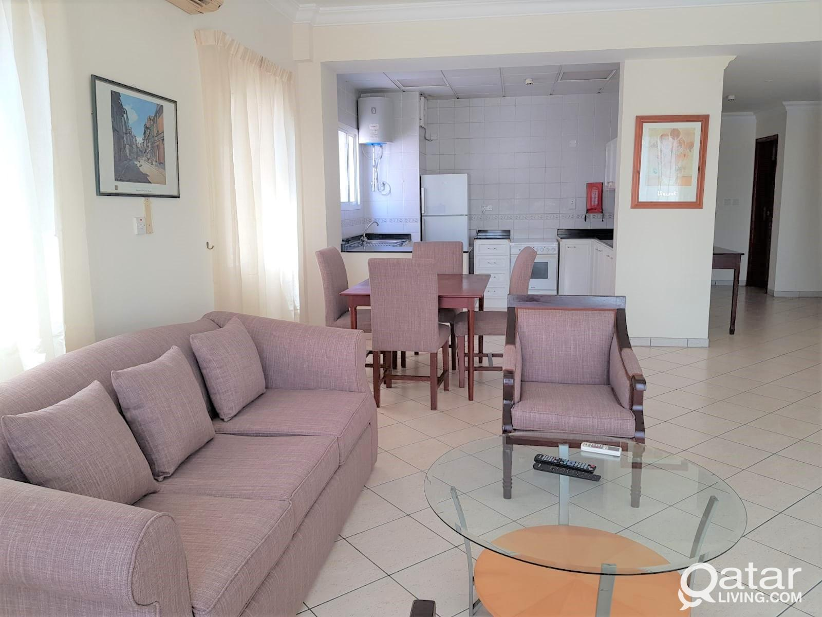Elegant Furnished 1BHK Apt+All Bills Included-Mush