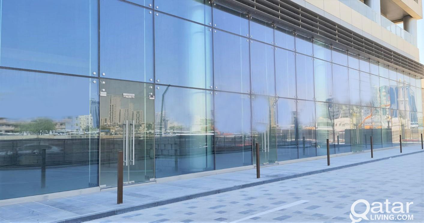 New Amazing View Shops & Showrooms For rent