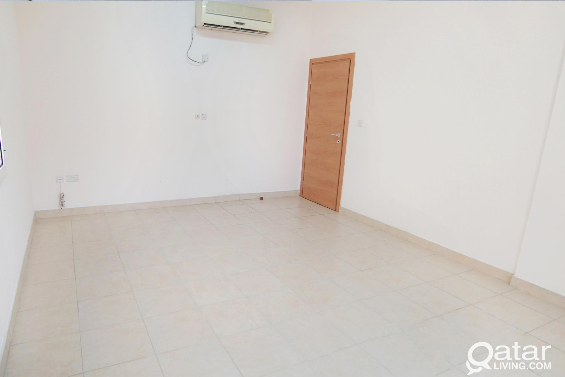 Unfurnished 2BR Apt at the Heart of Doha