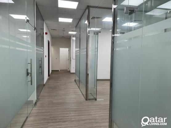188 Sqm Well Partitioned Office Space Available in