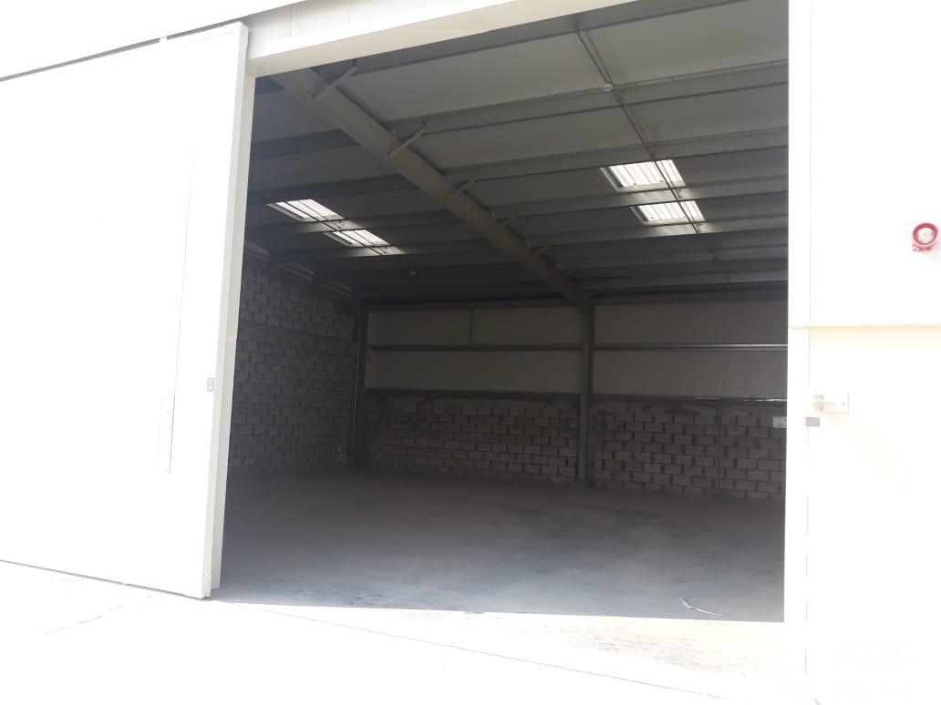 140 Sqm Aluminium or Carpentry Warehouse